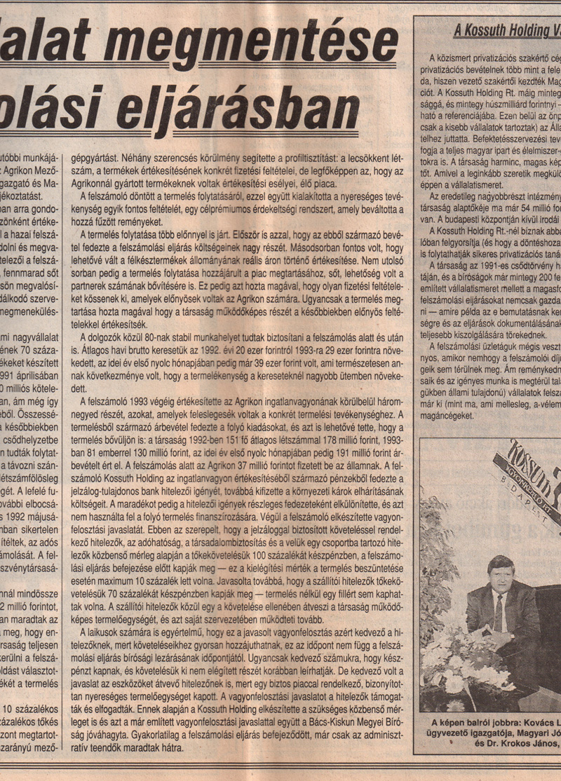 Read the full article (in hungarian) PART 2